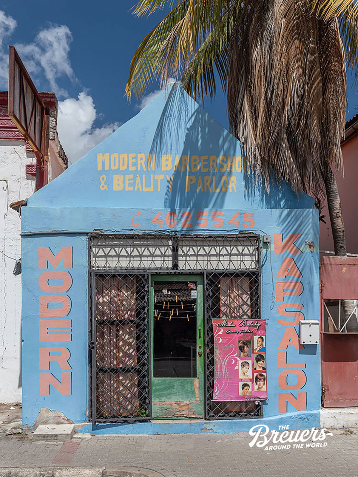 Beautyshop in Willemstadt Curacao