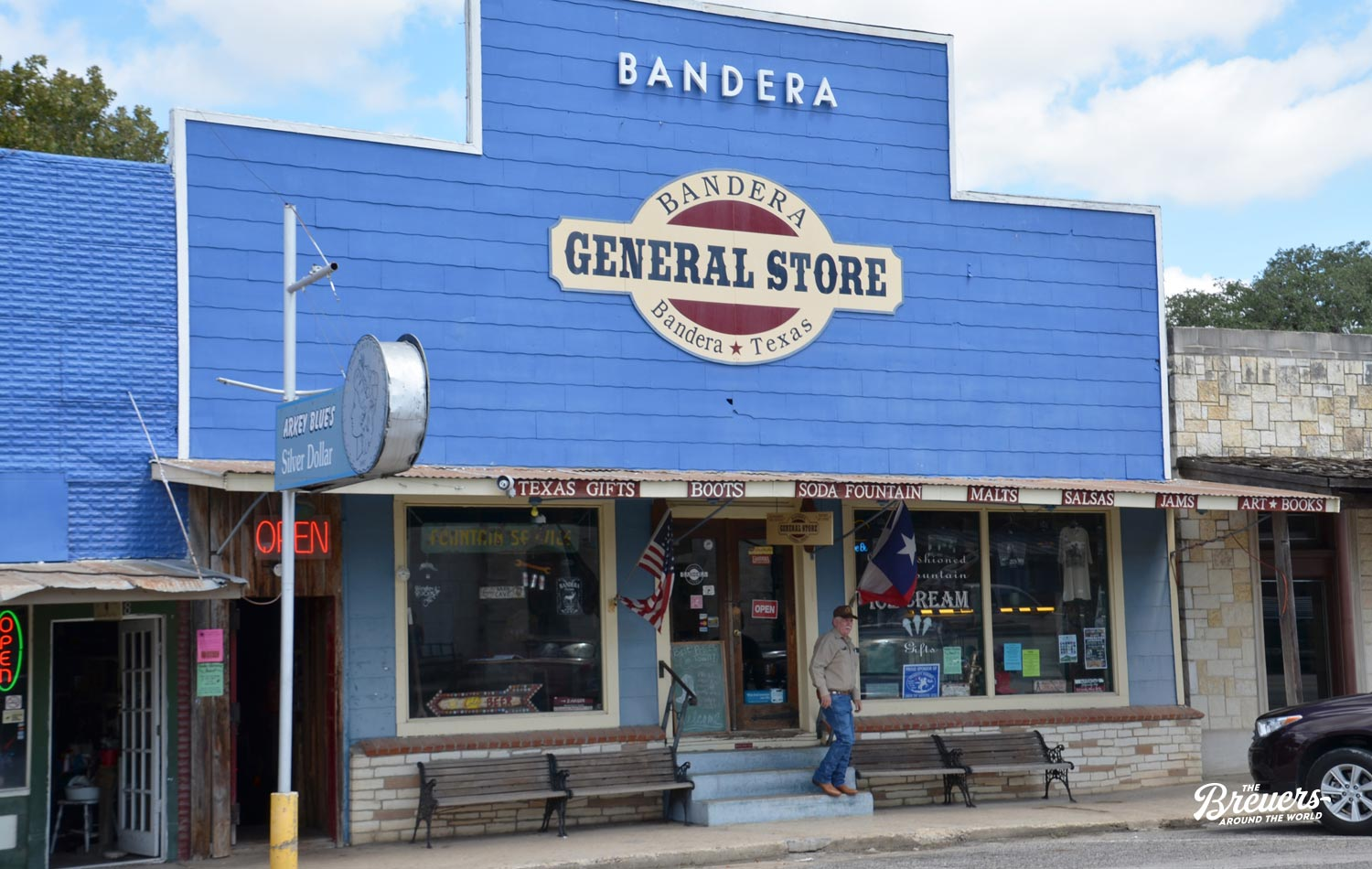 General Store in Bandera Texas