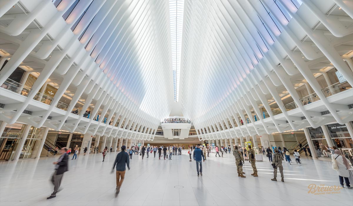 Oculus ist das neue Architektur-Highlight in Manhattan