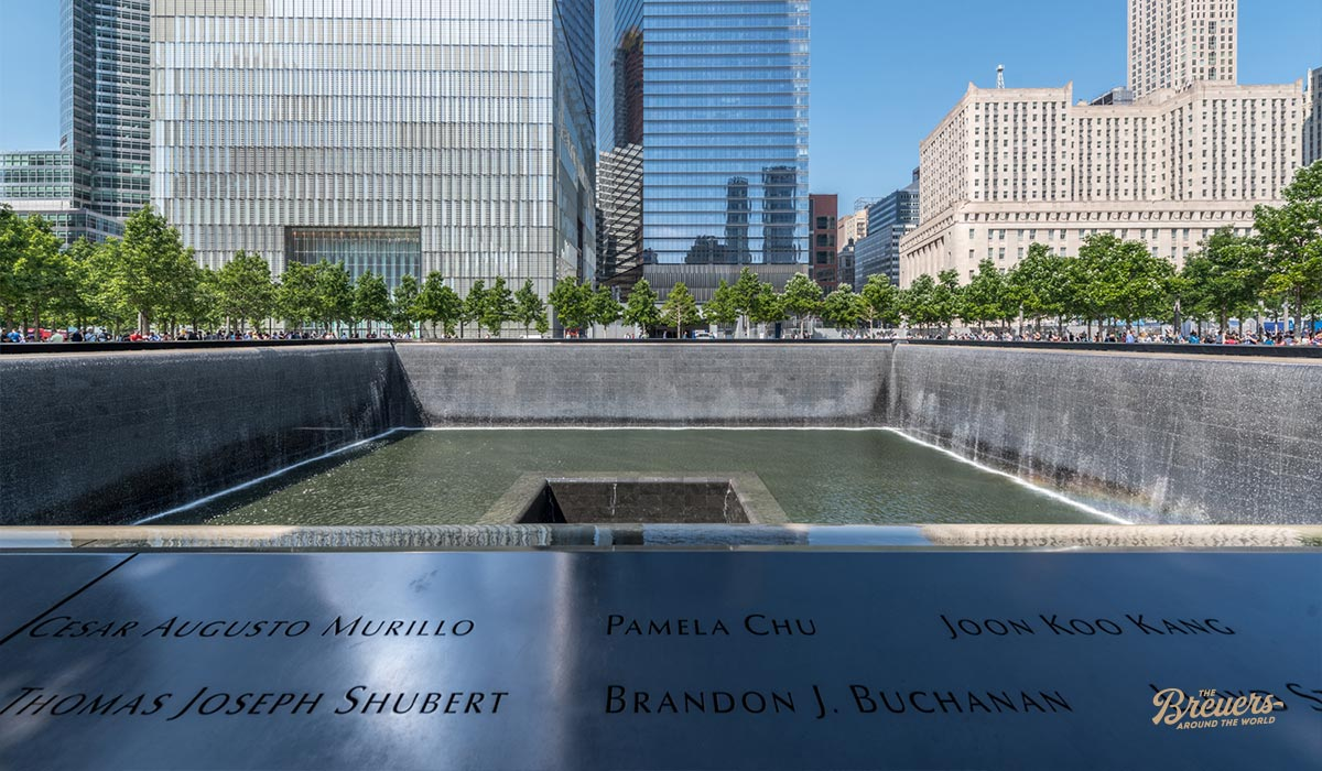 World Trade Center Pools