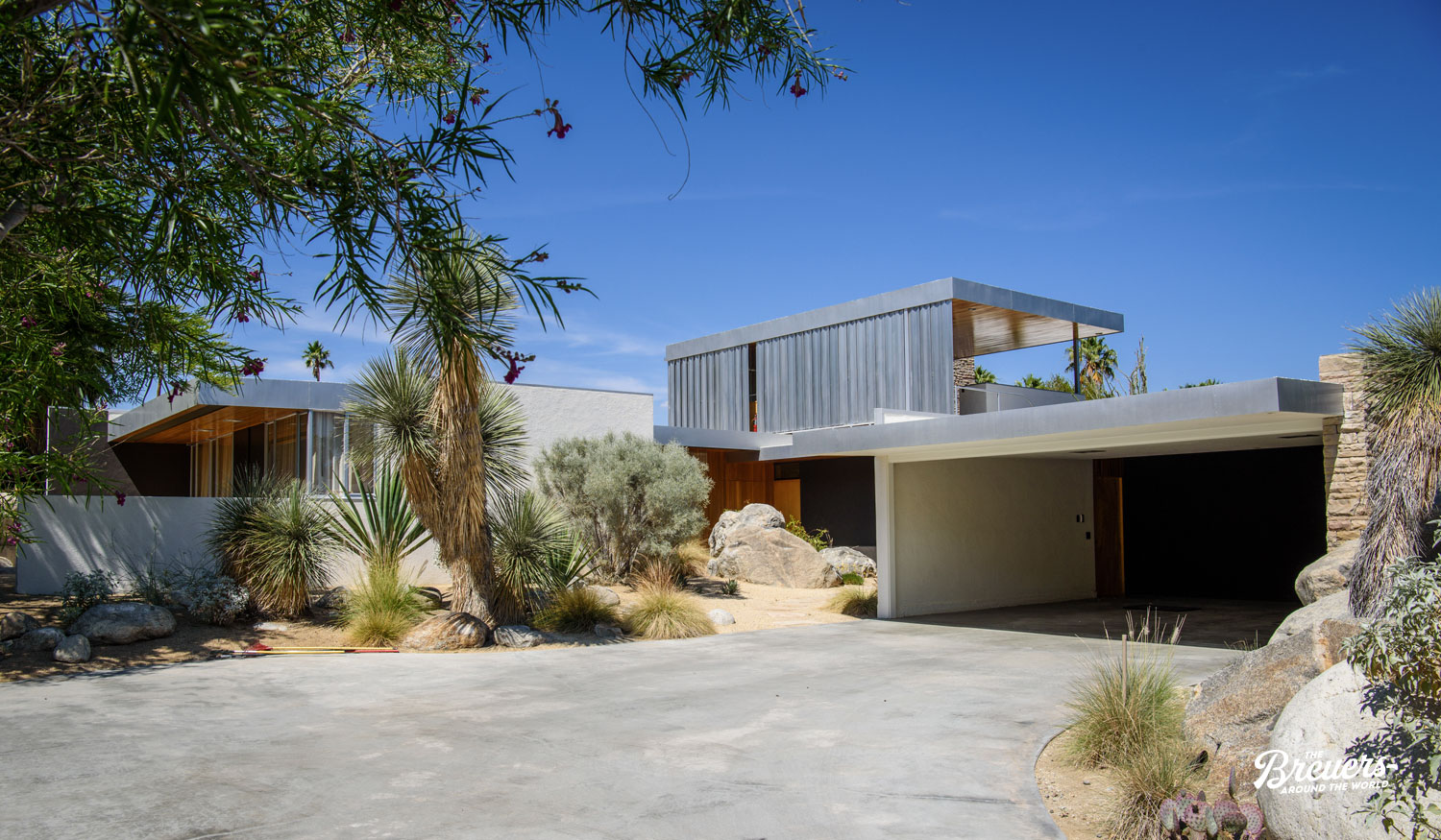 Kaufman House von Richard Neutra in Palm Springs