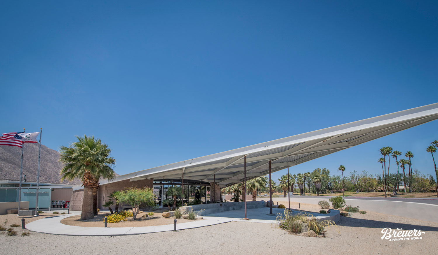 Tramway Gas Station in Palm Springs