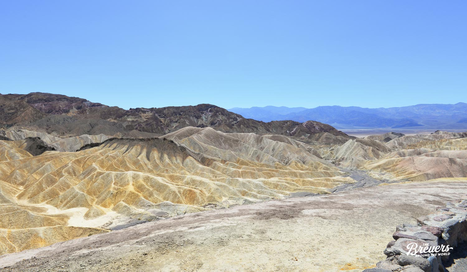 Death Valley in Kalifornien